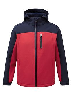 Boys: Freedom kids TCZ softshell jacket