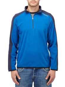Tog 24 Ally mens TCZ fleece zip neck
