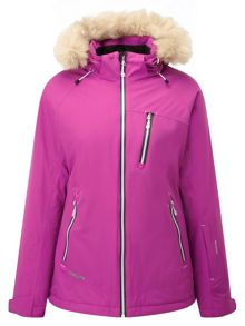 Moritz womens milatex ski jacket