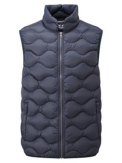 Event mens down gilet