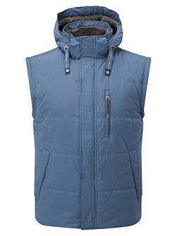 Wintermist mens TCZ thermal gilet