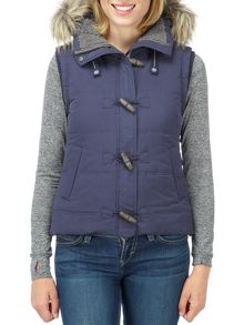 Wintermist womens TCZ thermal gilet