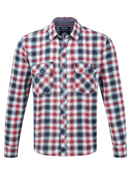 Tog 24 Twin mens TCZ cotton deluxe shirt