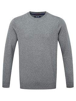Plateau mens cashmere mix jumper