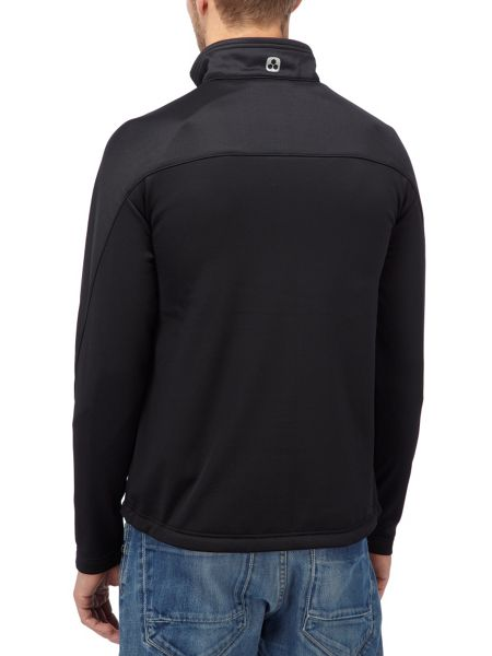 Tog 24 Vote mens TCZ stretch zip neck