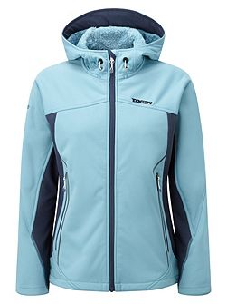 Bergen ladies TCZ softshell jacket