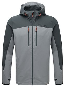 Star Mens TCZ Softshell Hooded Jacket