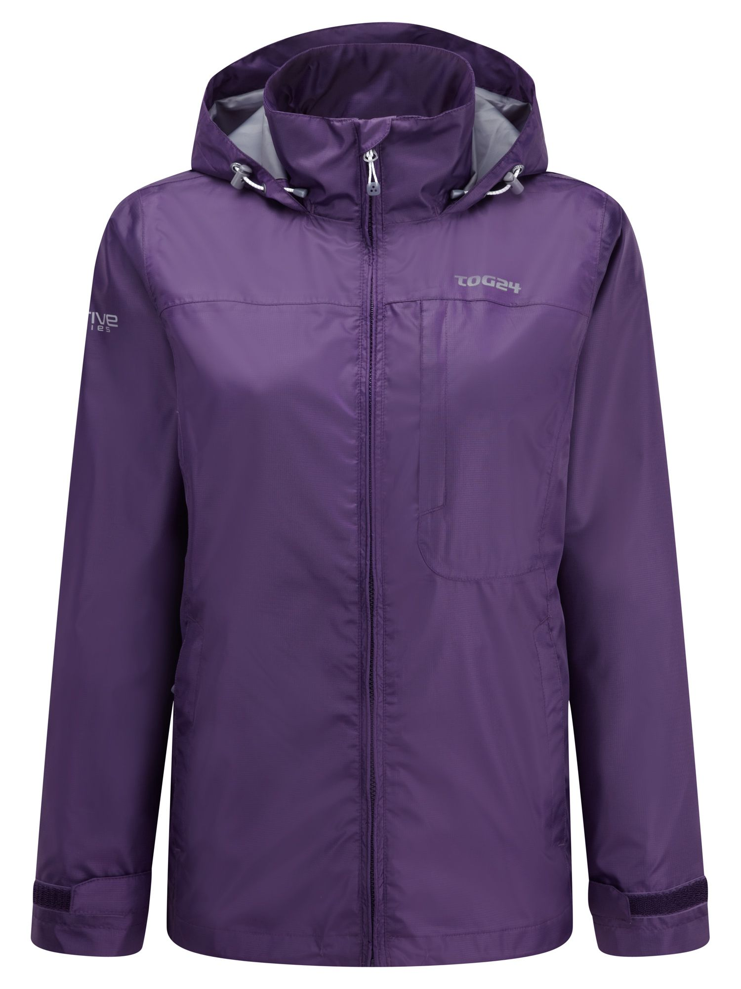 Tog 24 Virtual Womens Milatex Jacket, Purple