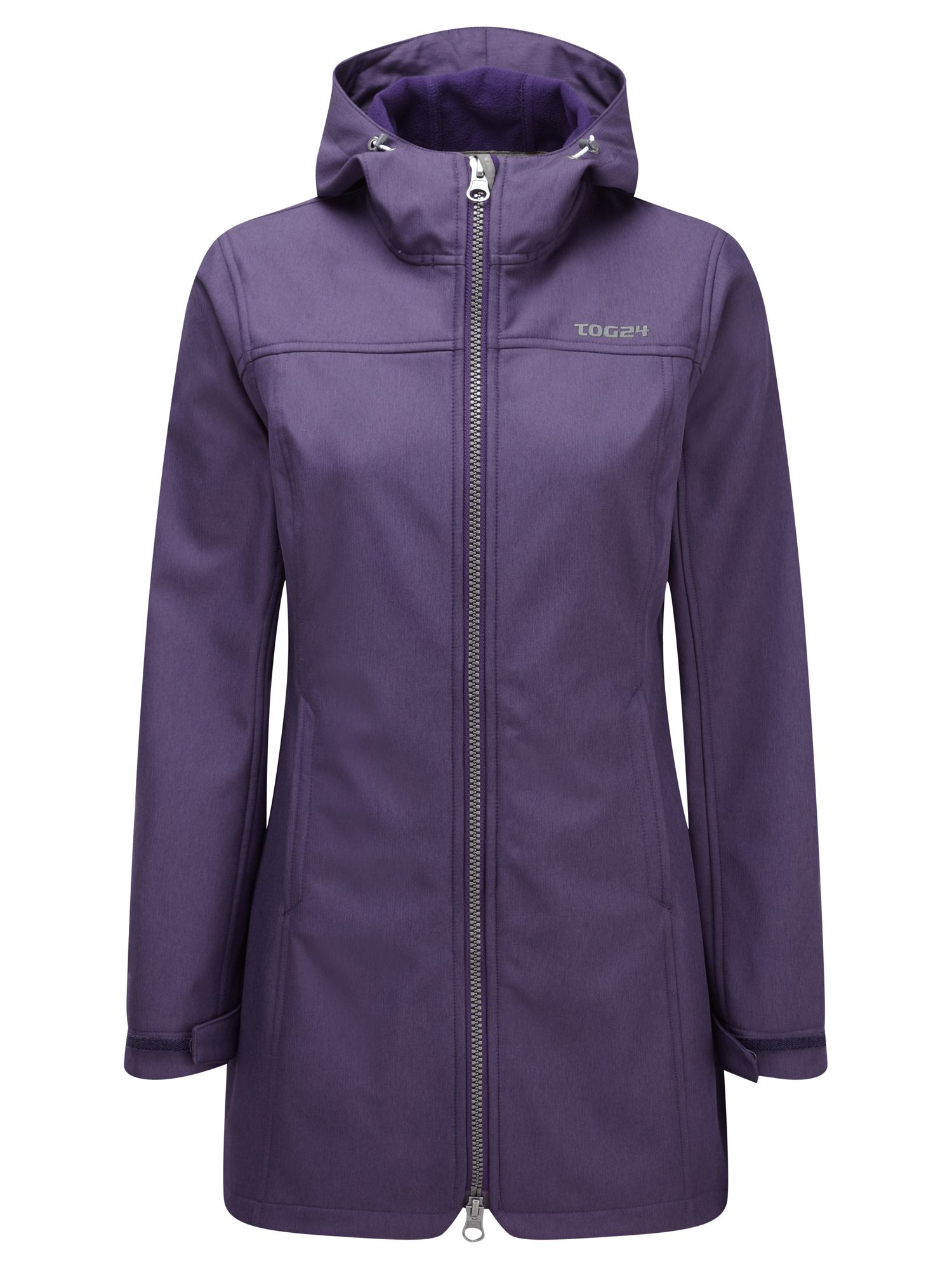 Tog 24 Laurel Womens TCZ Softshell Jacket, Purple