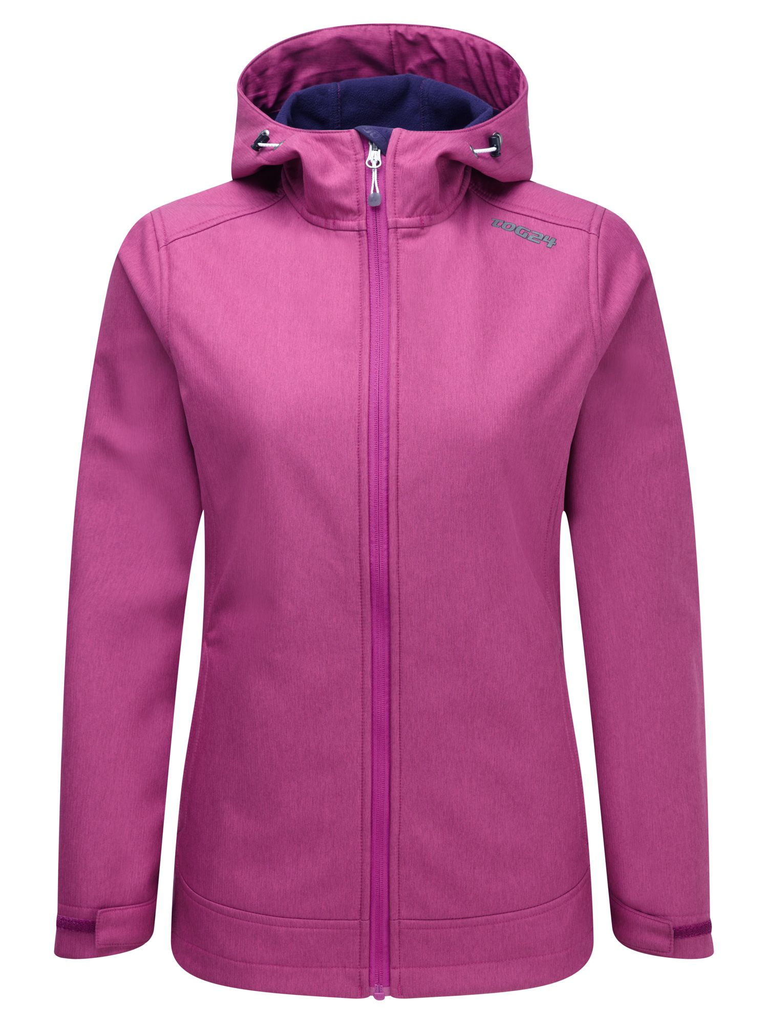 Tog 24 Lara Women TCZ Softshell Jacket, Pink