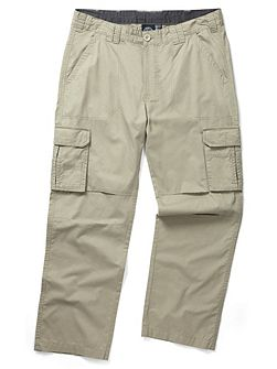 Canyon Mens Cargo Trousers Regular