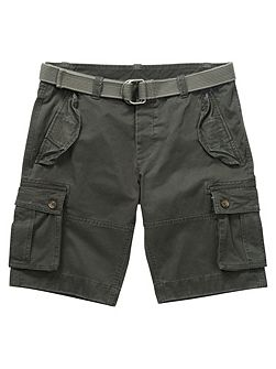 Courage Mens Cargo Shorts