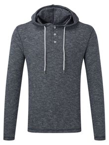 Tog 24 Davis Mens Deluxe Hooded T-Shirt
