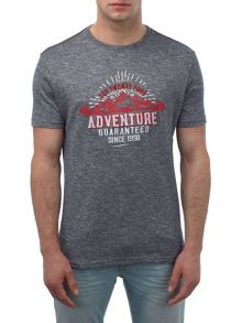 Tog 24 Kilter Mens T-Shirt Adventure Print