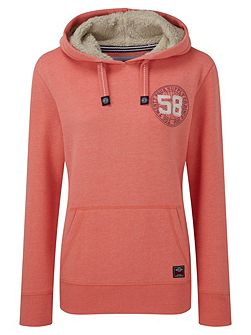 Rachel Womens Deluxe Hoodies Stamp