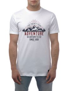 Tog 24 Galaxy Mens T-Shirt Adventure Print
