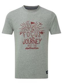 Tog 24 Galaxy Mens T-Shirt Focus Print
