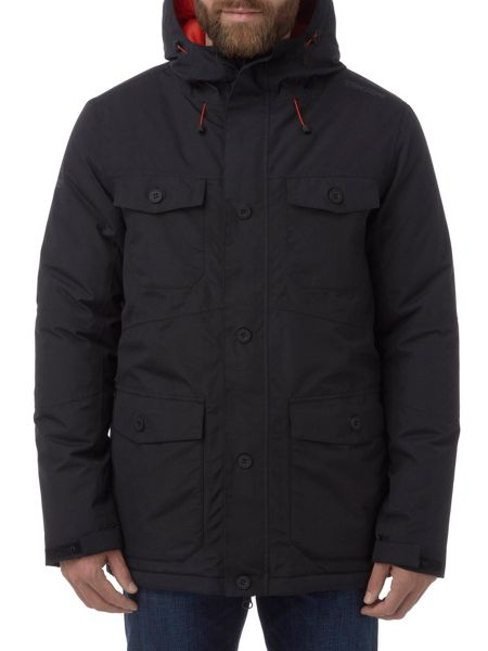 Tog 24 Drift Mens Milatex 3in1 Parka Jacket