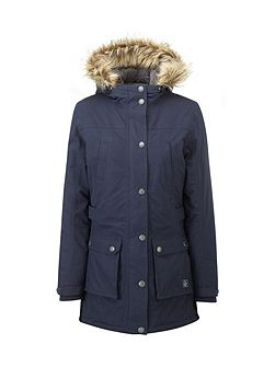 Farley Womens Milatex Parka Jacket