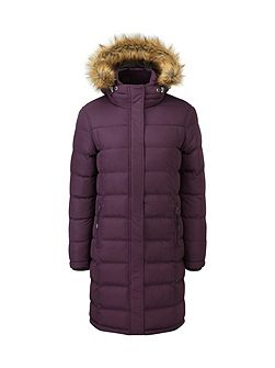Freeze Womens TCZ Thermal Winter Jacket