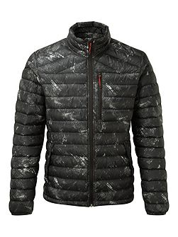 Zenon mens down jacket dc
