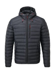 Tog 24 Zenon mens hooded down jacket