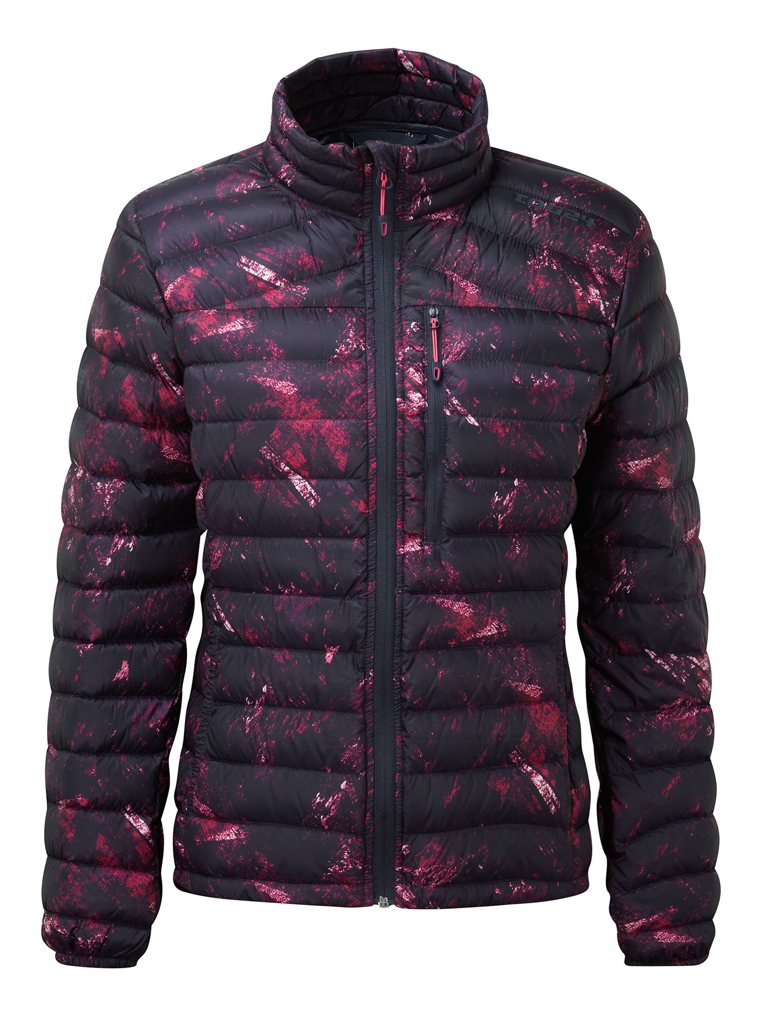 Tog 24 Zenon Womens Down Jacket DC, Pink