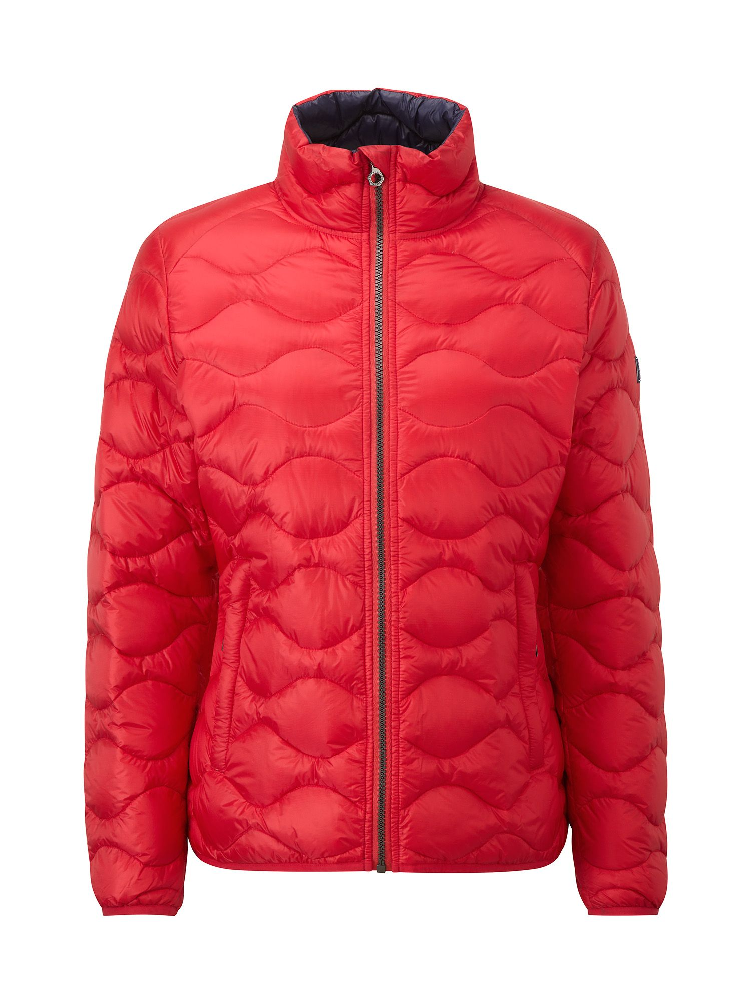 Tog 24 Maine Womens Down Jacket, Red