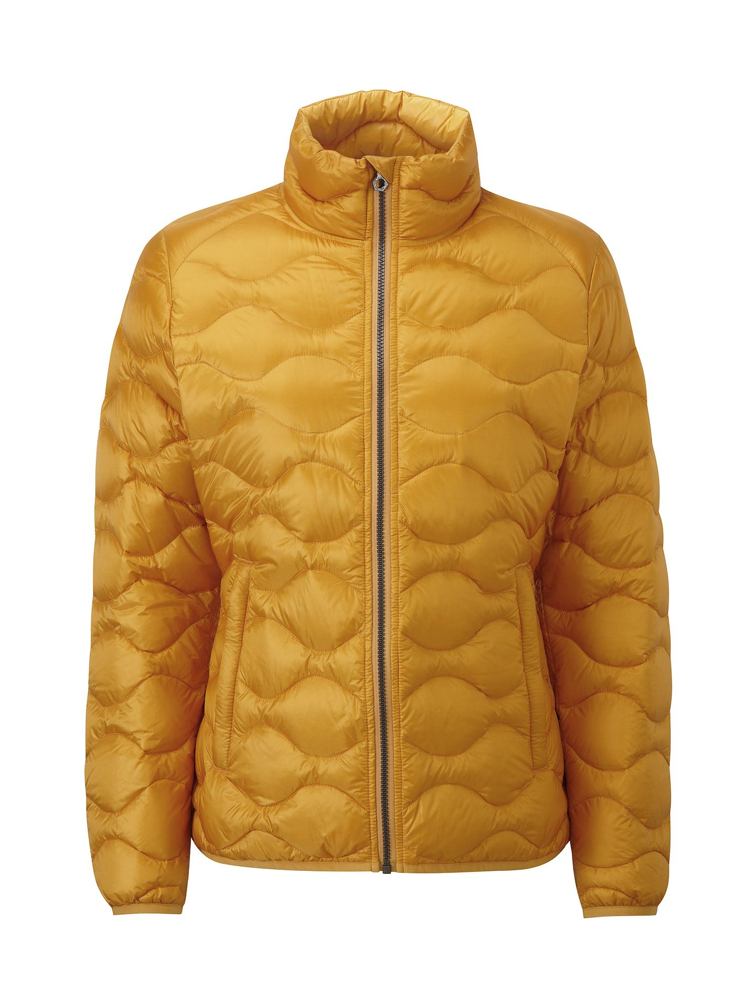 Tog 24 Maine Womens Down Jacket, Yellow