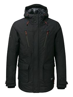 Descent Mens Milatex/Down Parka Jacket