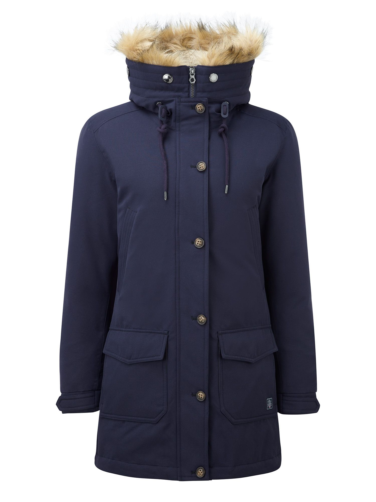 Tog 24 Kelso Womens Milatex/Down Parka Jacket, Blue