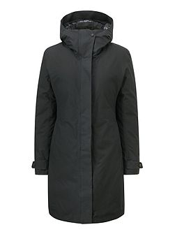 Roma Womens Milatex/Down Parka Jacket