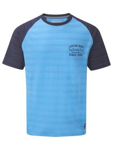 Tog 24 Leyton Mens Deluxe T-Shirt Mountain