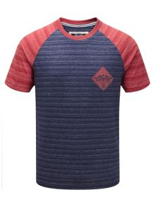 Tog 24 Leyton Mens Deluxe T-Shirt Diamond