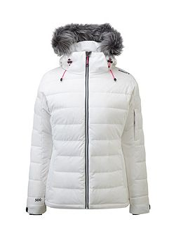 Sublime Womens Milatex/Down Winter Jacket