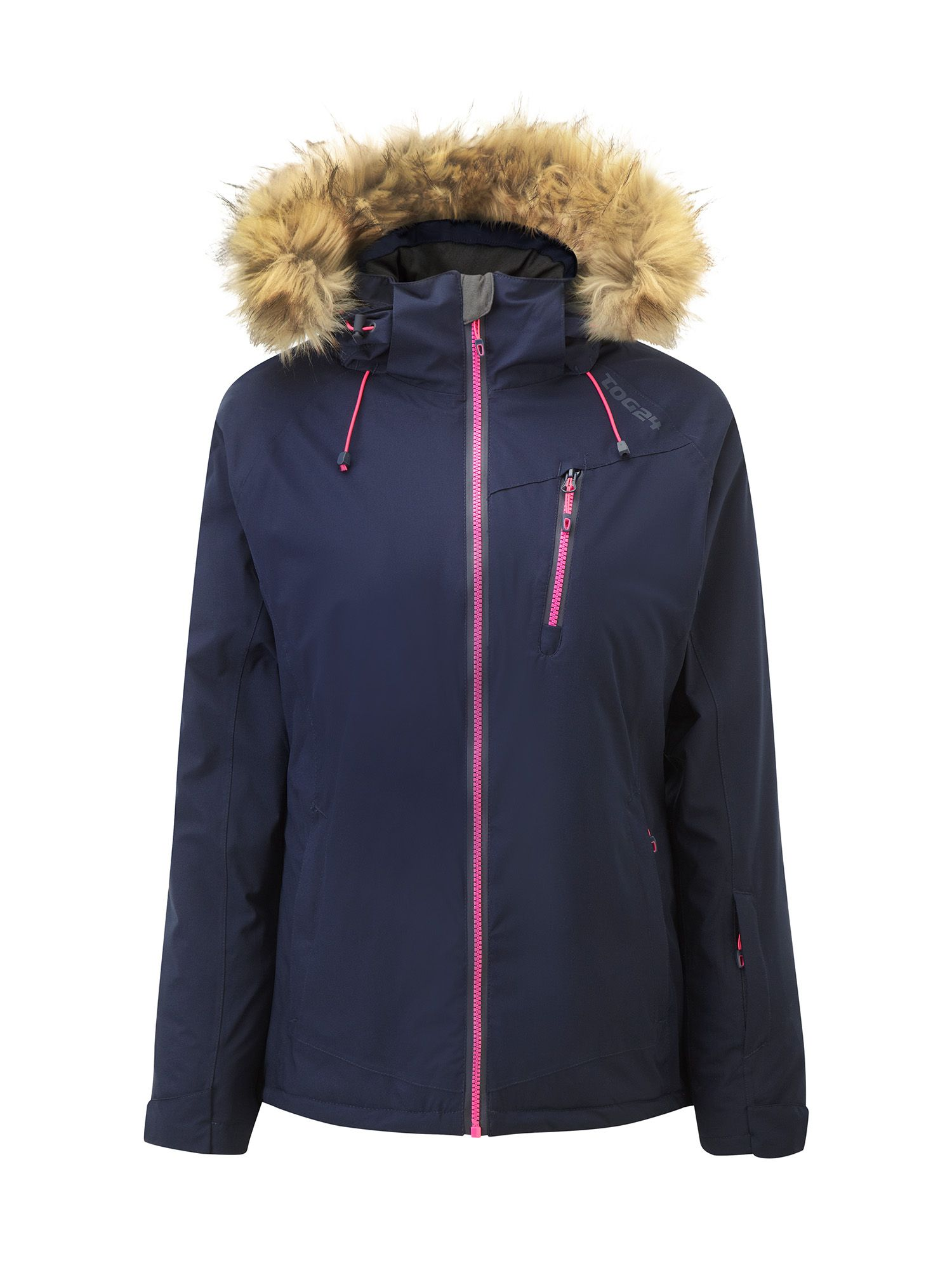 Tog 24 Harmony Womens Milatex Ski Jacket, Blue