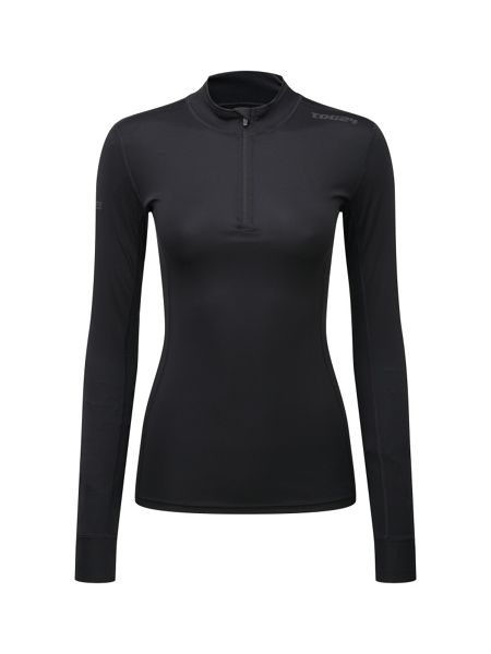 Tog 24 Dynamic Womens TCZ Diamond Dry Zip Neck