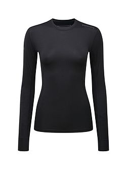 Dynamic Womens TCZ Diamond Dry Zip Neck