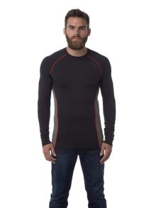Tog 24 Ergo Mens TCZ Diamond Dry Crew Neck