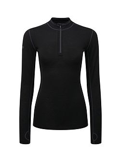 Ultra Womens TCZ Merino Zip Neck