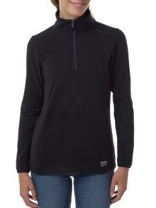 Tog 24 Halo Womens TCZ 100 Fleece Zip Neck