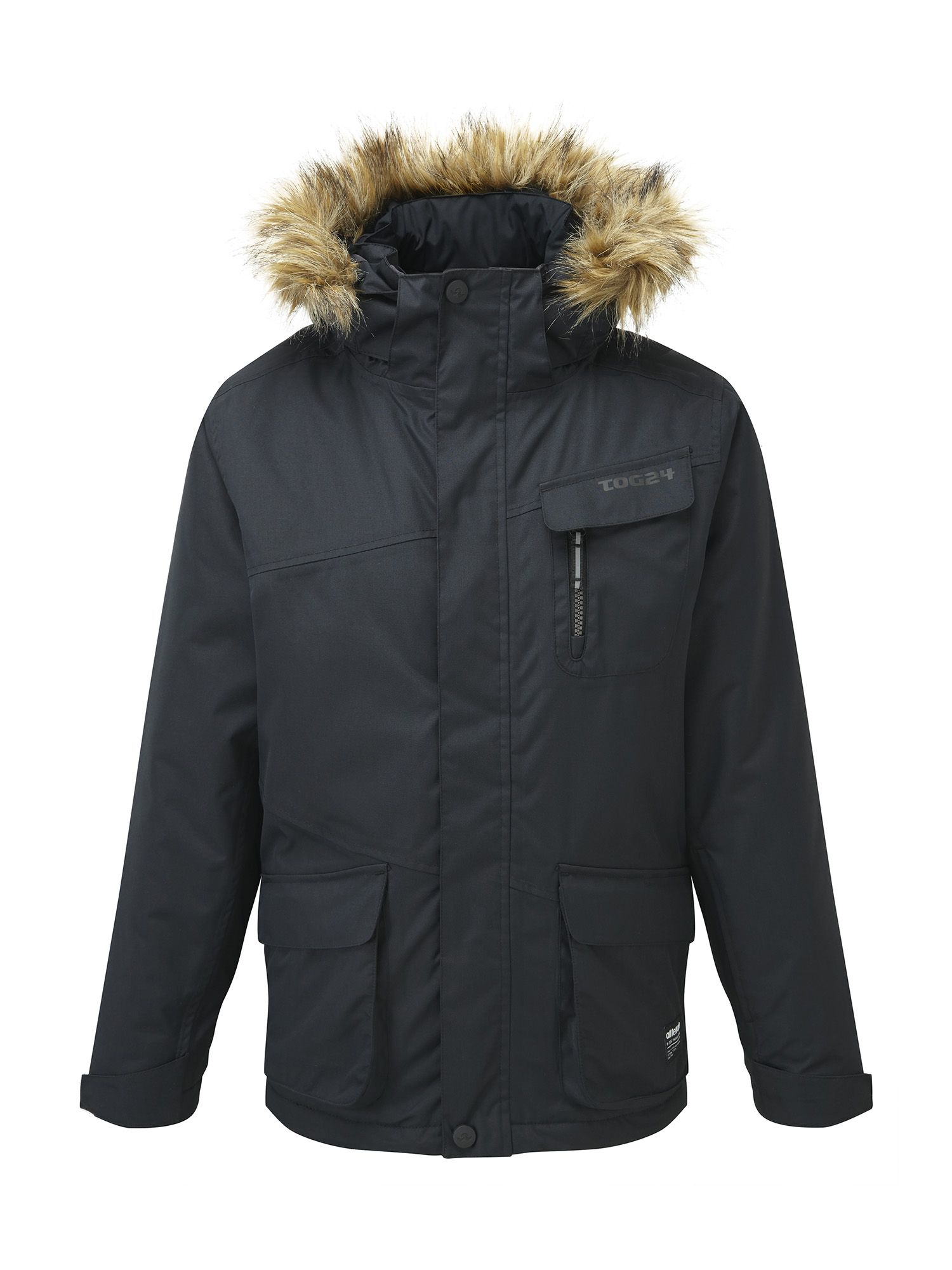 Photo of Tog 24 journey kids milatex parka jacket- black