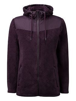 Theia Womens TCZ 300 High Loft Fleece Jacket