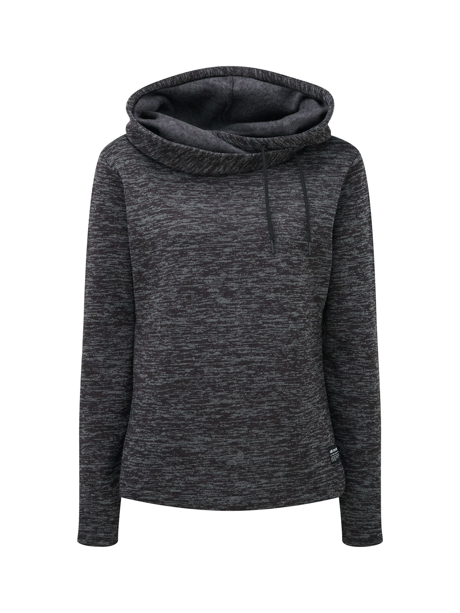 Tog 24 Astra Womens TCZ 200 Fleece Hoodie, Black
