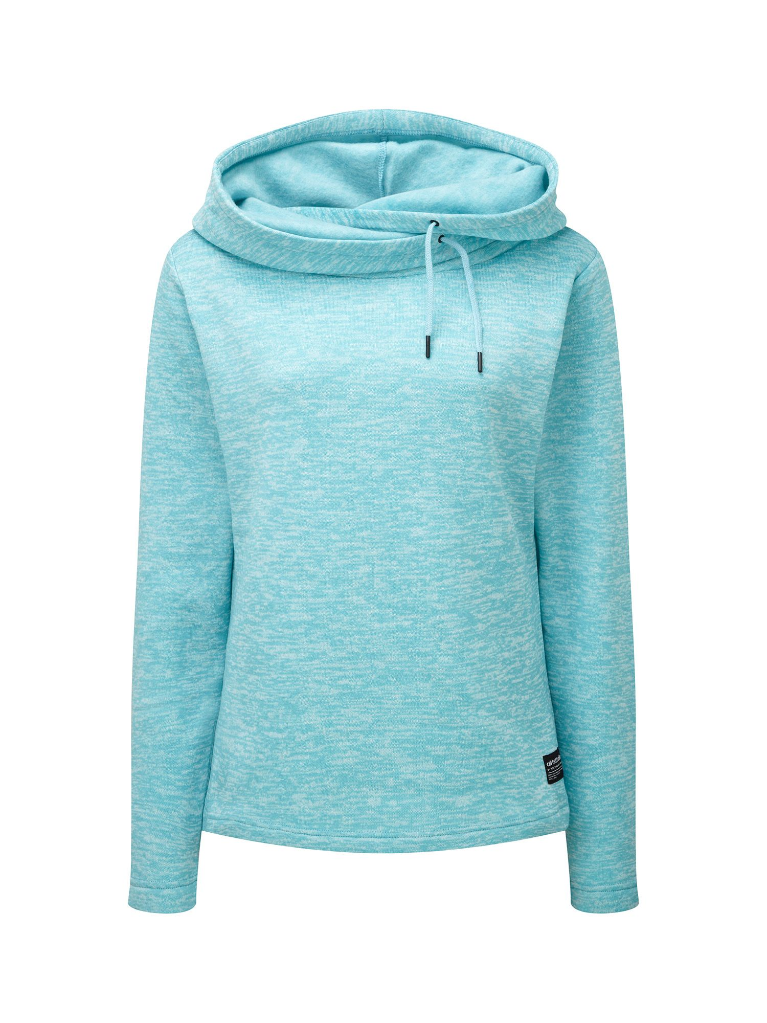 Tog 24 Astra Womens TCZ 200 Fleece Hoodie, Blue