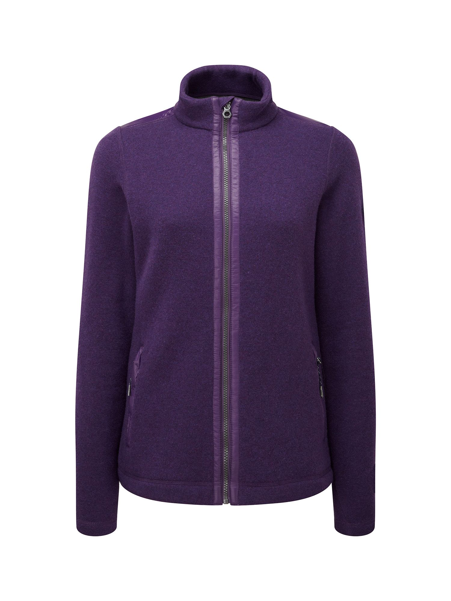 Tog 24 Mega Womens TCZ 300 Wool Jacket, Purple