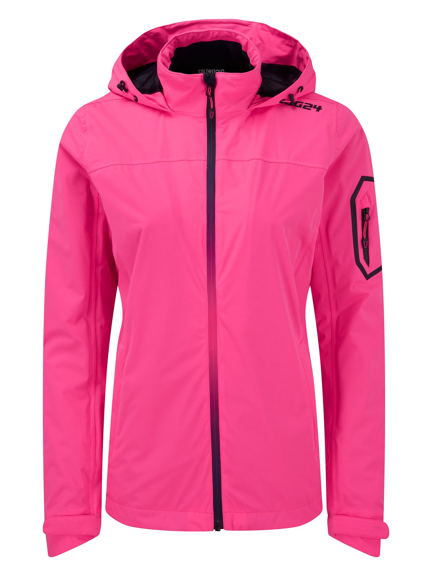 Tog 24 Xena Womens Milatex Jacket, Pink