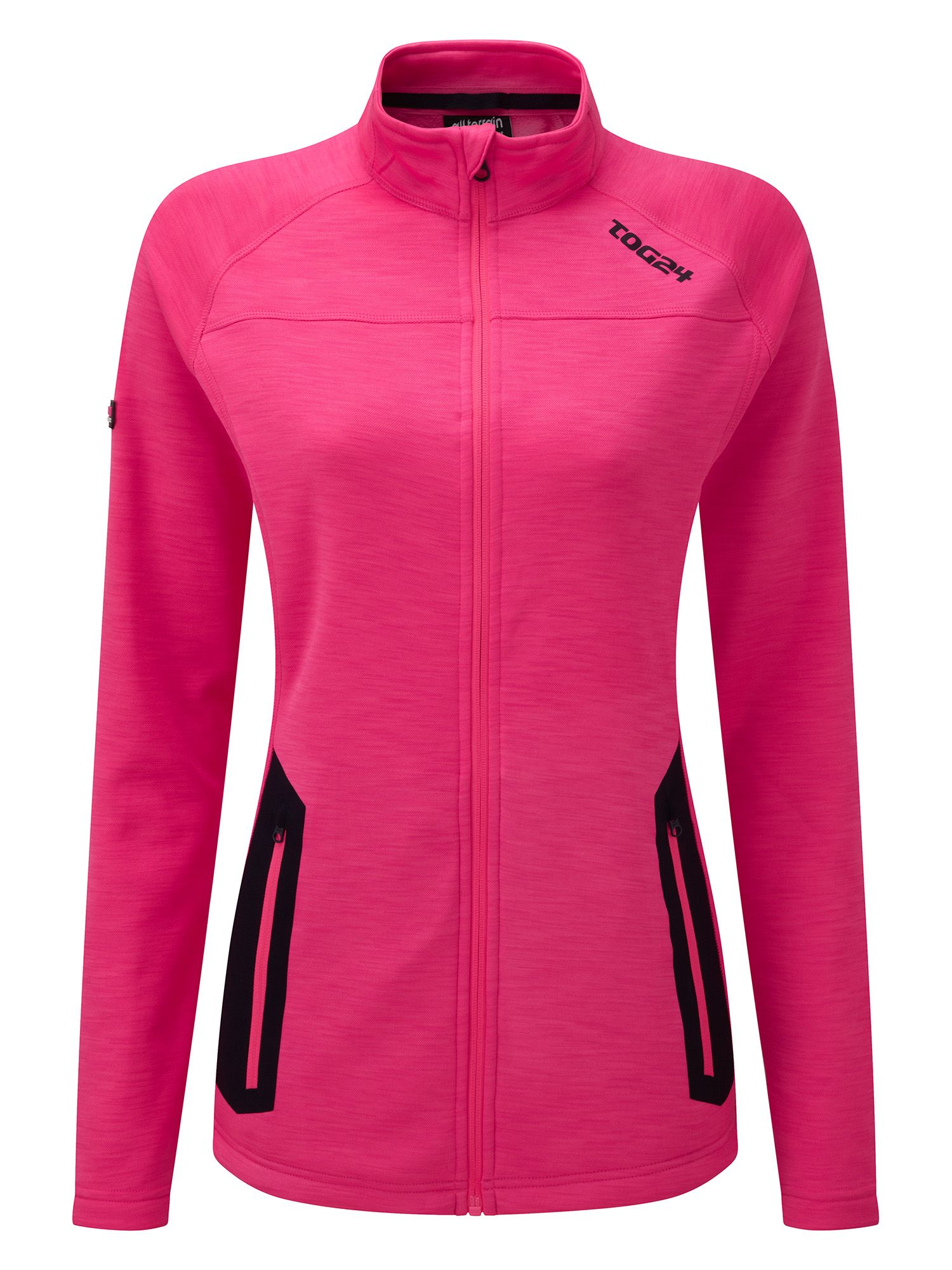 Tog 24 Audio Womens Tcz Stretch Jacket, Pink