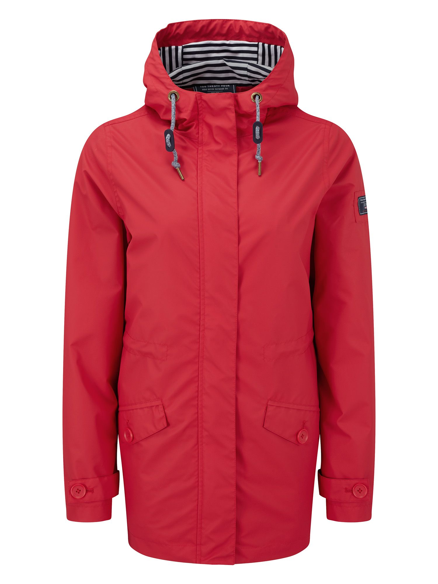 Tog 24 Poppy Womens Jacket, Red