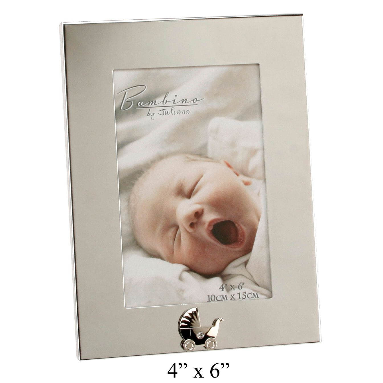 Bambino Bambino Silverplated frame